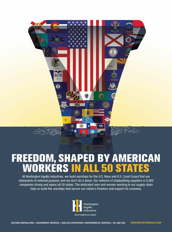 Freedom, Shaped By American Workers