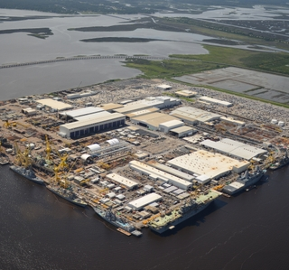 Photo Release: Huntington Ingalls Industries Wins LCS Planning Yard Contract Worth A Potential $931.7 Million