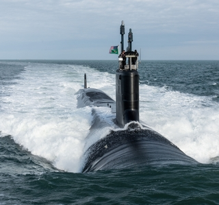 Washington (SSN 787) Successfully Completes Initial Sea Trials