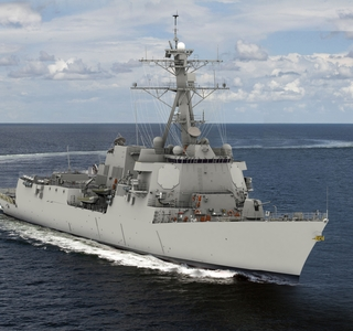 Photo Release--Huntington Ingalls Industries Awarded Contract to Build Destroyer Jack H. Lucas (DDG 125)