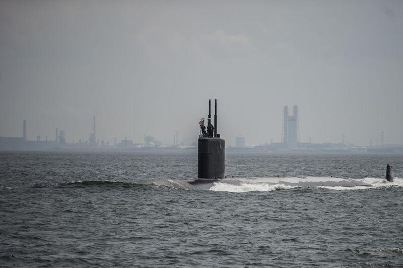 USS Columbus (SSN 762)