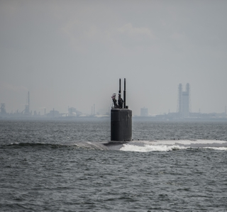 Photo Release--Huntington Ingalls Industries Awarded USS Columbus Submarine Contract Modification