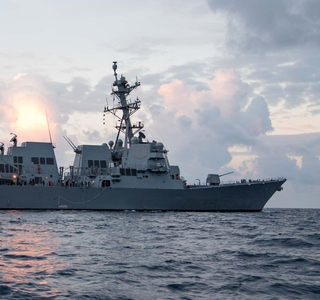 Photo Release-Huntington Ingalls Industries Awarded Contract for DDG 51-Class Follow Yard Services
