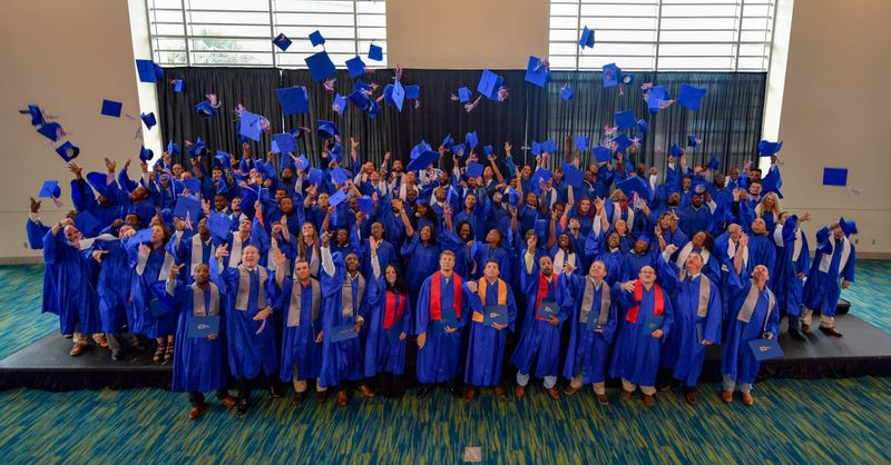 Ingalls Shipbuilding 2017 Apprentice Graduation
