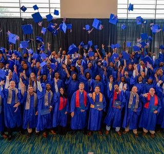 Photo Release--Huntington Ingalls Industries Hosts Graduation Ceremony For 123 Apprentices at Ingalls Shipbuilding