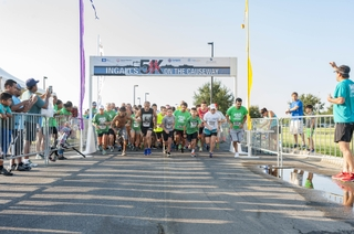 Ingalls 5K on the Causeway
