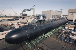 Delaware (SSN 791) Rollout