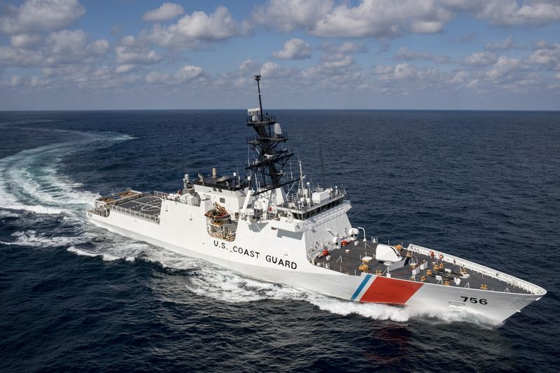 National Security Cutter Kimball (WMSL 756)
