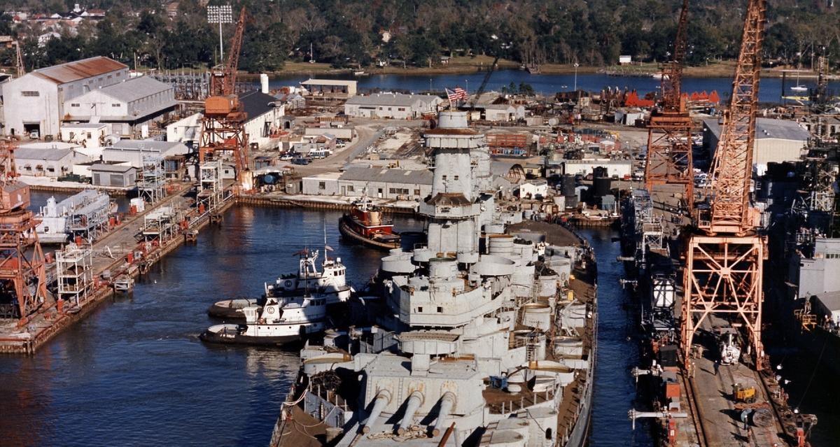 Huntington Ingalls Industries AnnouncesPlan To Reactivate East Bank Facilities At Ingalls Shipbuilding