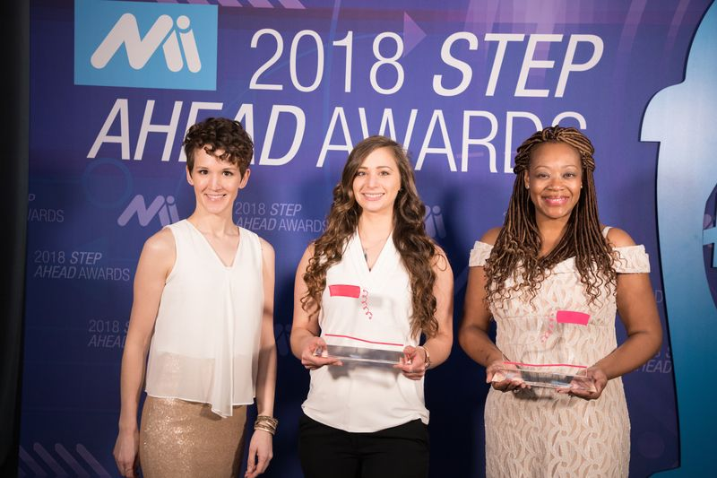 STEP Ahead Award Recipients