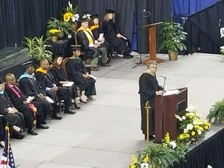 St. Leo University Commencement