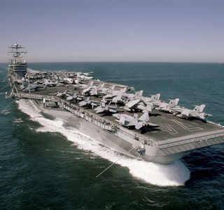Photo Release--Huntington Ingalls Industries Awarded Advance Planning Contract for USS John C. Stennis (CVN 74) RCOH