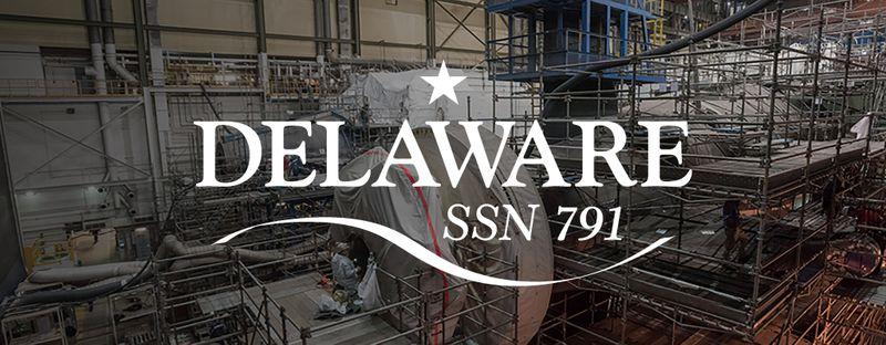 Delaware (SSN 791)