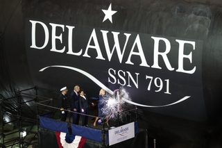 Delaware Christening Ceremony