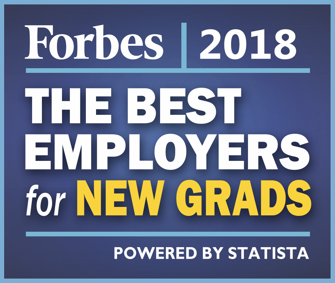 Best Employers New Grads 2018