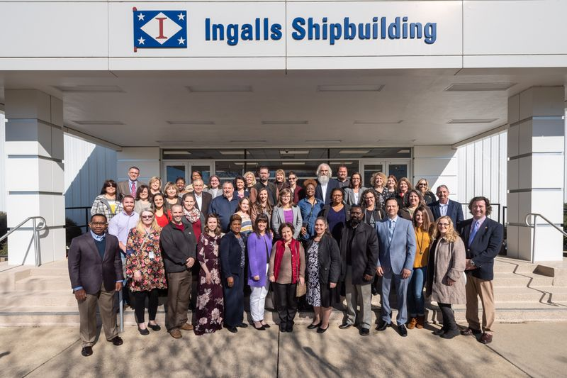 Ingalls Shipbuilding Awards STEM Grants for 2019