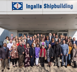 Ingalls Shipbuilding Awards STEM Grants for 2019