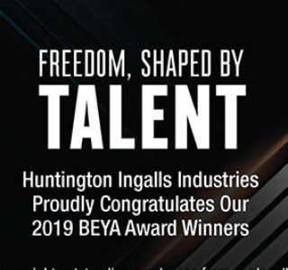 Photo Release--Huntington Ingalls Industries Employees Honored at 33rd Annual Black Engineer of the Year Award STEM Conference