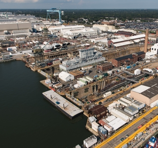 Photo Release—Huntington Ingalls Industries Awarded Submarine Planning Yard Contract Worth A Potential $454 Million