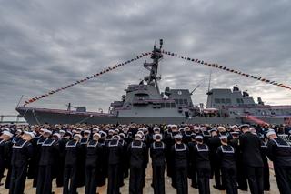 Commissioning of USS Ralph Johnson (DDG 114)