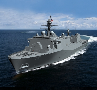 Photo Release--Huntington Ingalls Industries Awarded $1.47 Billion for Construction of U.S. Navy's First Flight II LPD