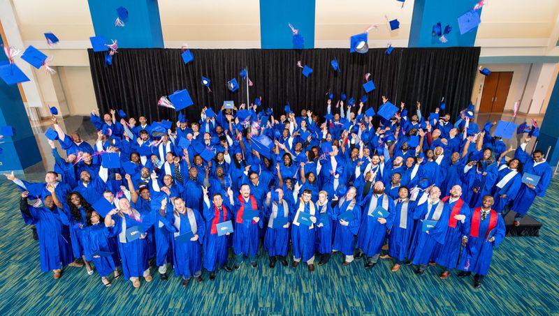 Ingalls Apprentice Graduation