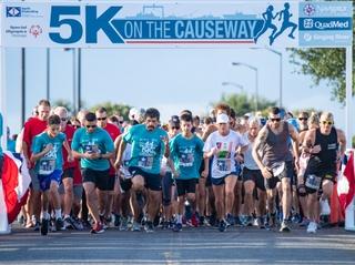 Ingalls 5K on the Causeway