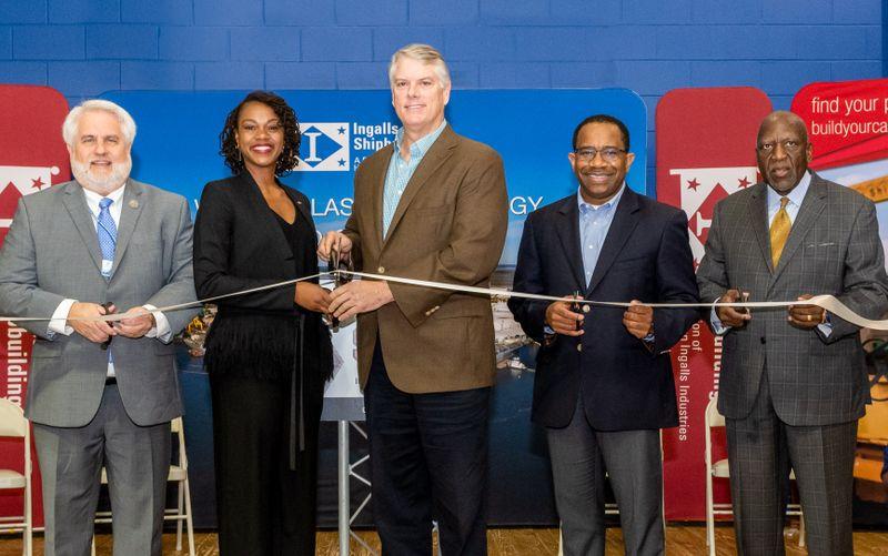 Ingalls Opens Shipbuilder Academy in Gulfport