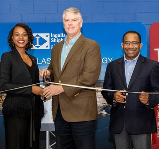 Photo Release -- Huntington Ingalls Industries Expands Shipbuilder Academy Program