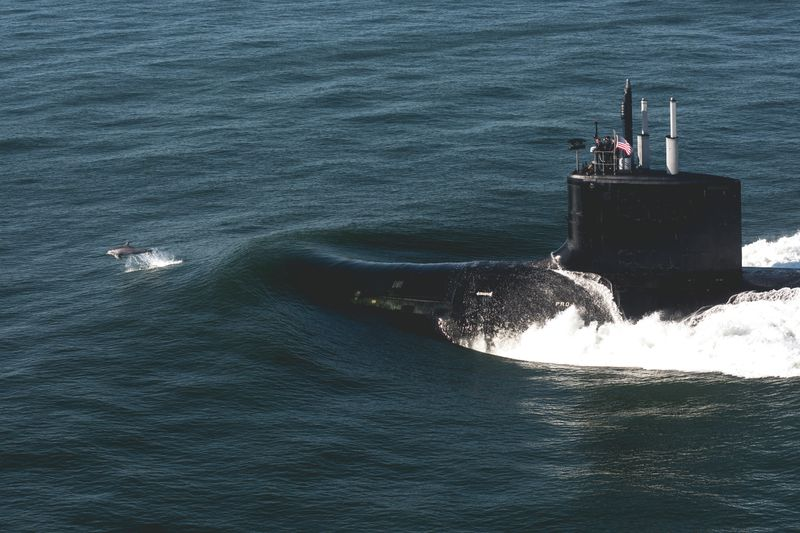 Delaware (SSN 791) Sea Trials