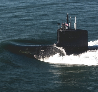 Delaware (SSN 791) Sea Trials