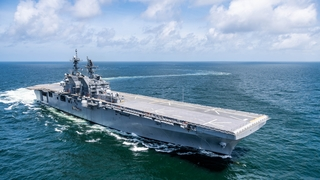 Multi-Purpose Amphibious Assault Ships