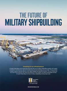 The Future of Military Shipbuilding: Investing in our Infrastructure
