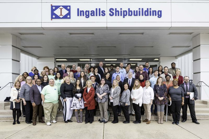 Ingalls Shipbuilding STEM Grants Awarded