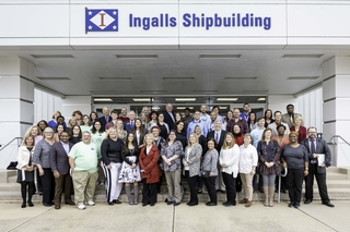 Ingalls Shipbuilding STEM Grants Awarded