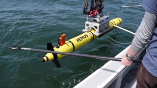 REMUS Autonomous Underwater Vehicle