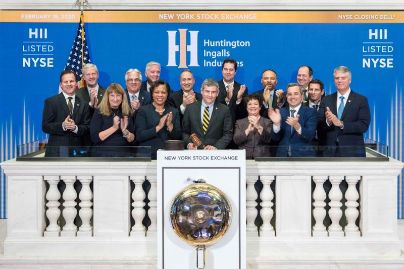 HII Featured at New York Stock Exchange