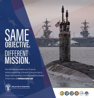 Same Objective. Different Mission