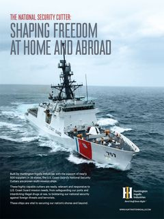 The National Security Cutter: Shaping Freedom at Home and Abroad