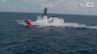 National Security Cutter Stone (WMSL 758) Sea Trial Highlights