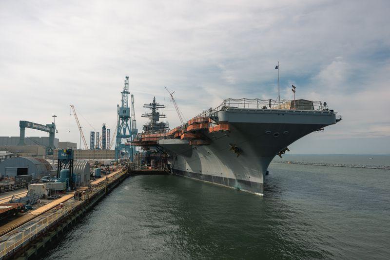 USS George Washington (CVN 73) RCOH