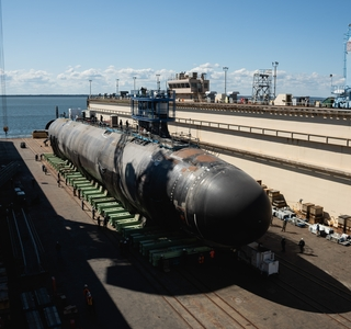 Video Release — Huntington Ingalls Industries Prepares for Launch of Virginia-Class Submarine Montana (SSN 794)