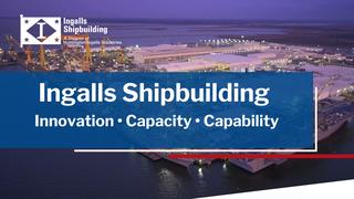 Ingalls Shipbuilding Amphib Video