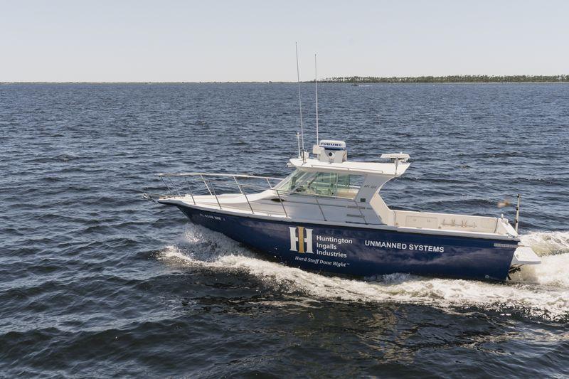 Proteus Unmanned Surface Vessel