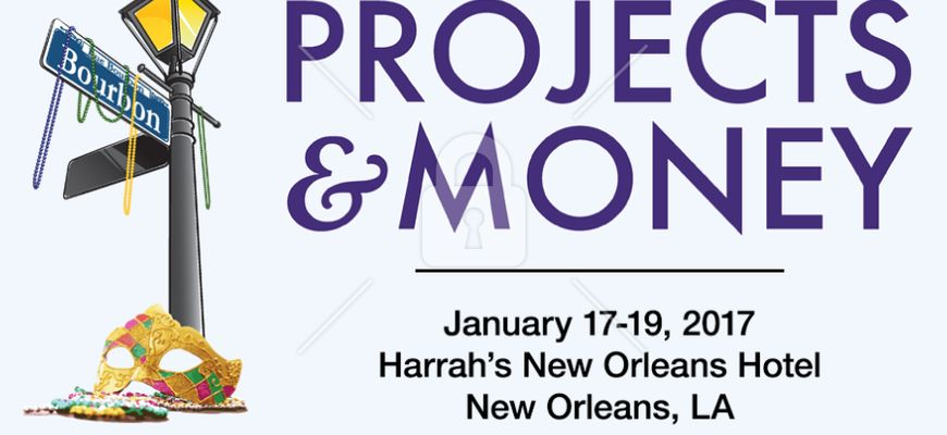 Infocast Projects and Money Conference