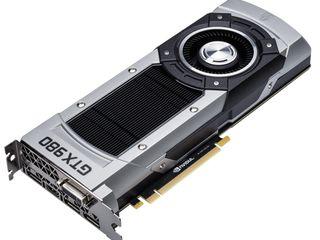 NVIDIA GeForce GTX 980 3Qtr
