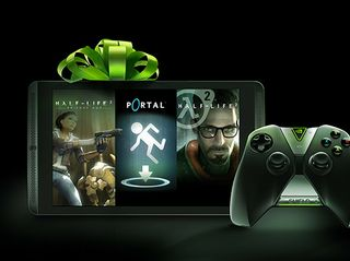 Bundle of Joy: $399 SHIELD Tablet Bundle Packs Great Games, Great Controller, GRID