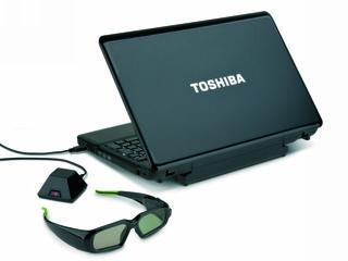 Toshiba 3D Laptop