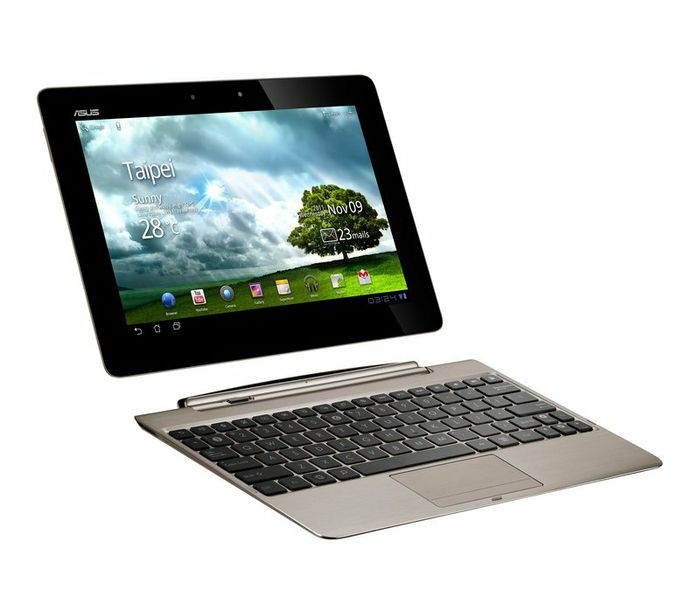 The ASUS Eee Pad Transformer Prime is the world's first quad-core tablet with Tegra 3.