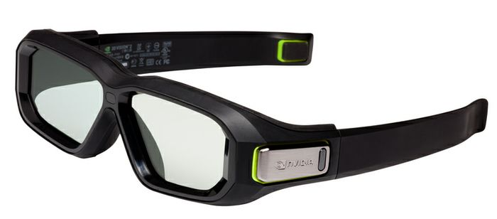 NVIDIA(R) 3D Vision(TM) 2 Wireless Glasses